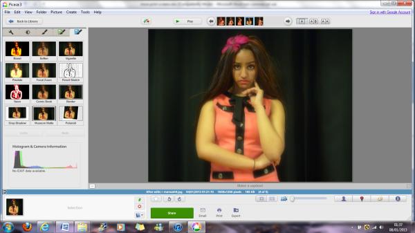 Editing 1